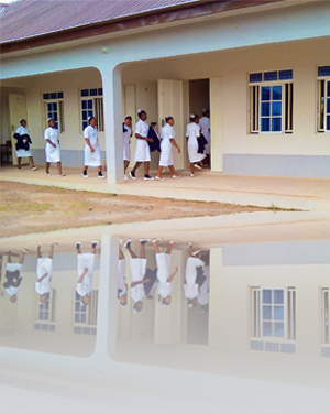 New Auditorium Of School Of Midwifery Zonkwa